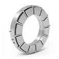 Thrust Bearings - Fixed Geometry, Tilting Pad, Self-Equalizing